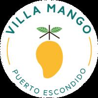 Villa Mango Puerto Escondido Logo V2 transp 159