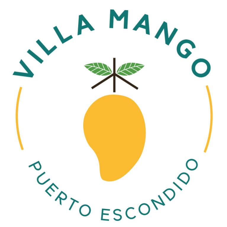Villa Mango Puerto Escondido Logo V2