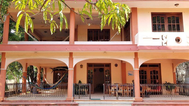 Villa Mango Puerto Escondido 1 front 2