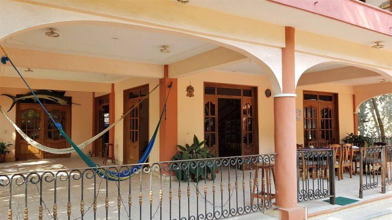 Villa Mango Puerto Escondido 1 front 3