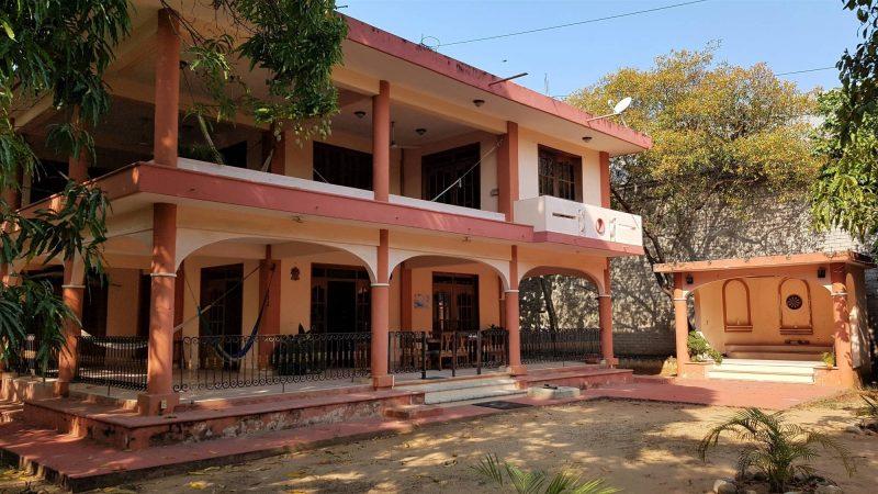 Villa Mango Puerto Escondido 1 front 5