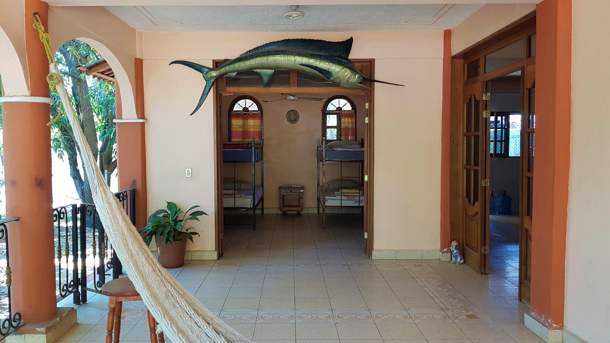 Villa Mango Puerto Escondido Ataulfo mixed dorm room1