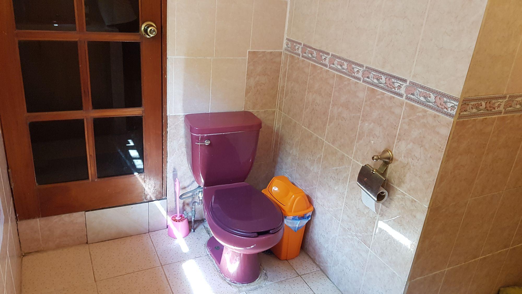 Villa Mango Puerto Escondido Bathroom dorms shared 4
