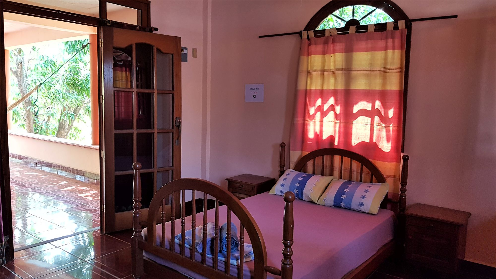 Villa Mango Puerto Escondido Oro private room1