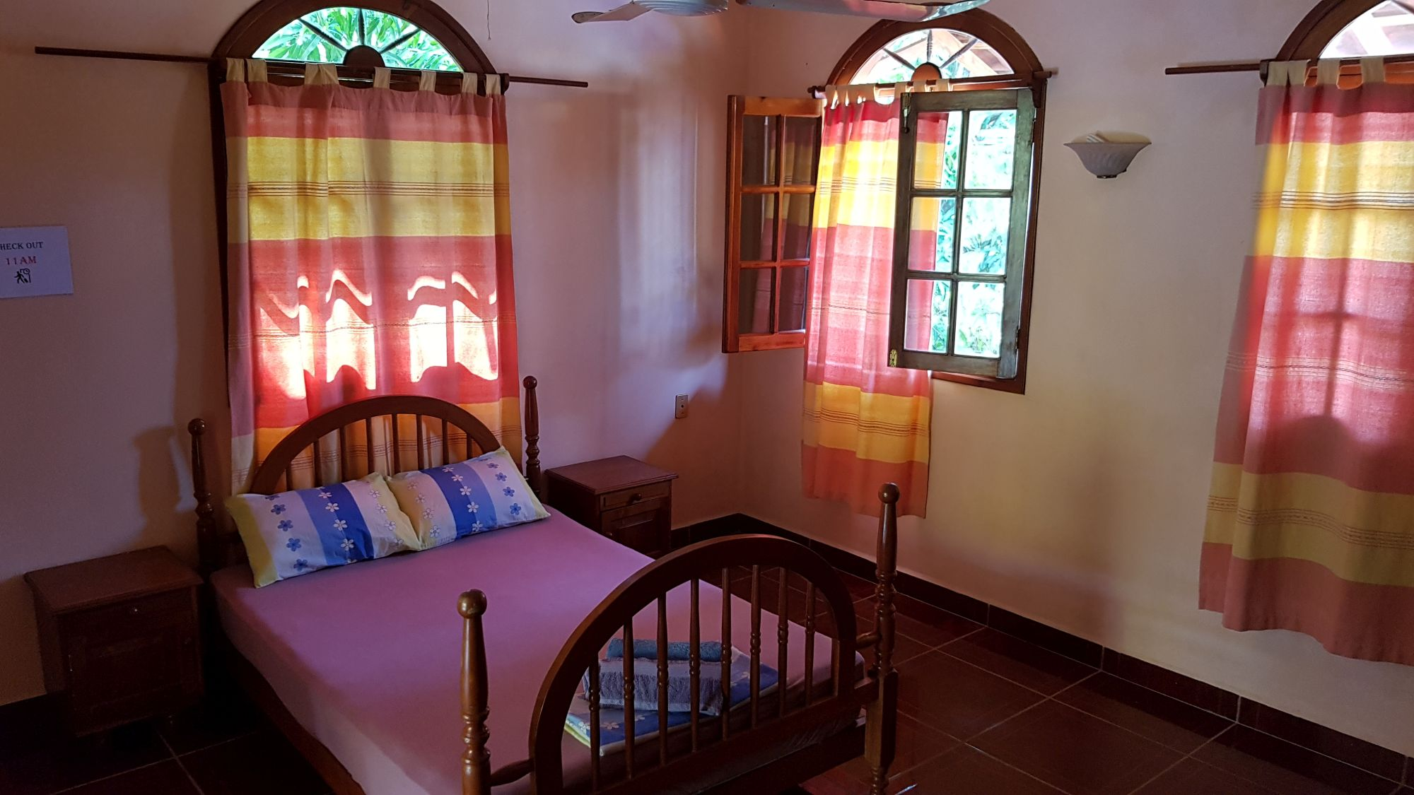 Villa Mango Puerto Escondido Oro private room3