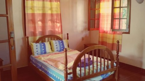 Villa Mango Puerto Escondido Oro private room5