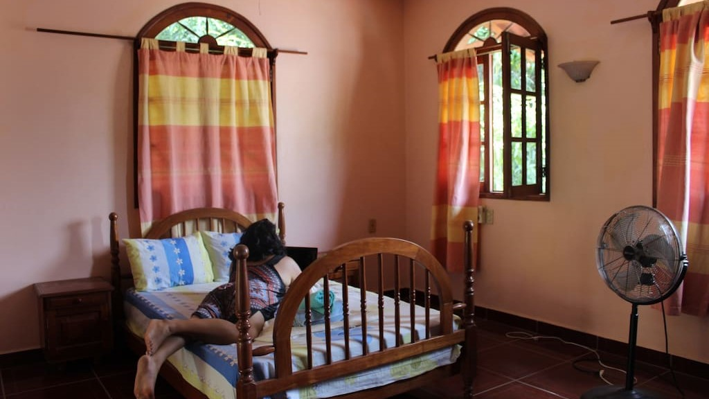 Villa Mango Puerto Escondido Oro private room6